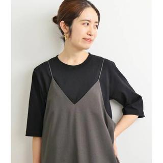 イエナ(IENA)のIENA*UNIVERSAL OVERALL 別注Tシャツ(Tシャツ(長袖/七分))