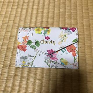 チェスティ(Chesty)のchesty 財布 付録(財布)
