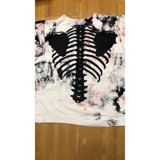 キャピタル(KAPITAL)のkapital タイダイ ボーンtee(Tシャツ/カットソー(半袖/袖なし))
