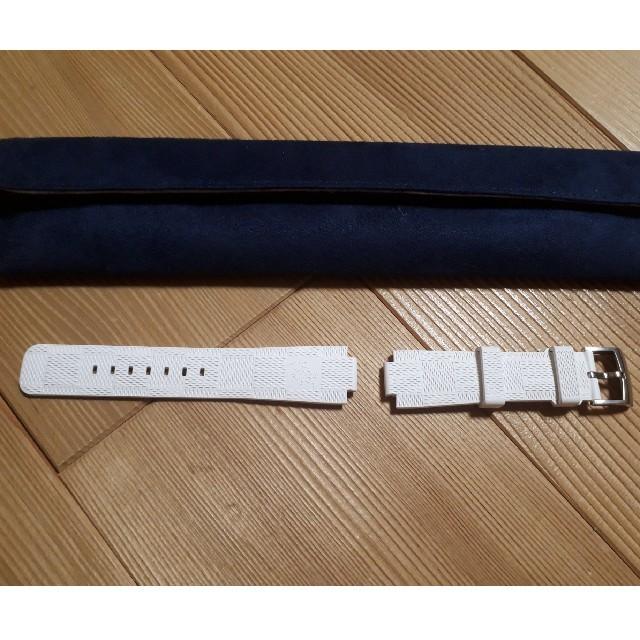 LOUIS VUITTON - 未使用 ルイヴィトン タンブール腕時計 替えベルト 21㎜の通販 by momoshop|ルイヴィトンならラクマ