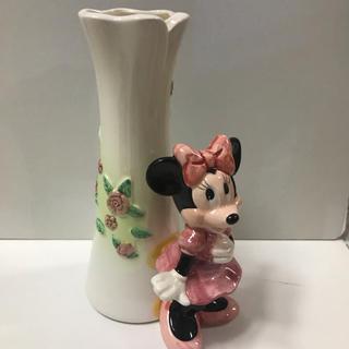 ディズニー(Disney)のミニーの花瓶(花瓶)