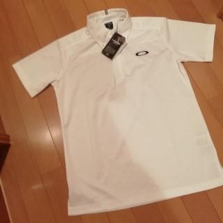 オークリー(Oakley)の新品タグ付き オークリー ポロシャツ(ポロシャツ)