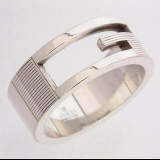 グッチ(Gucci)の定価¥25,960 GUCCI シルバーリング(リング(指輪))
