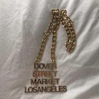 コムデギャルソン(COMME des GARCONS)のDover street market LA ネックレス(ネックレス)