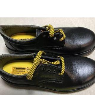 ミドリ安全 - ミドリ安全 安全靴 27センチEEE ブラック 未使用