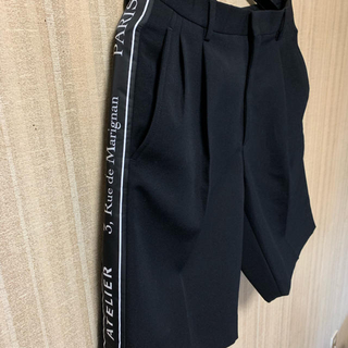 クリスチャンディオール(Christian Dior)の【売り切り】 DIOR ディオール ATELIER アトリエ ショートパンツ(ショートパンツ)