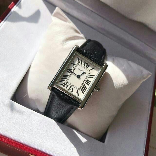 Cartier - カルティエ腕時計レディースの通販 by リカ's shop|カルティエならラクマ