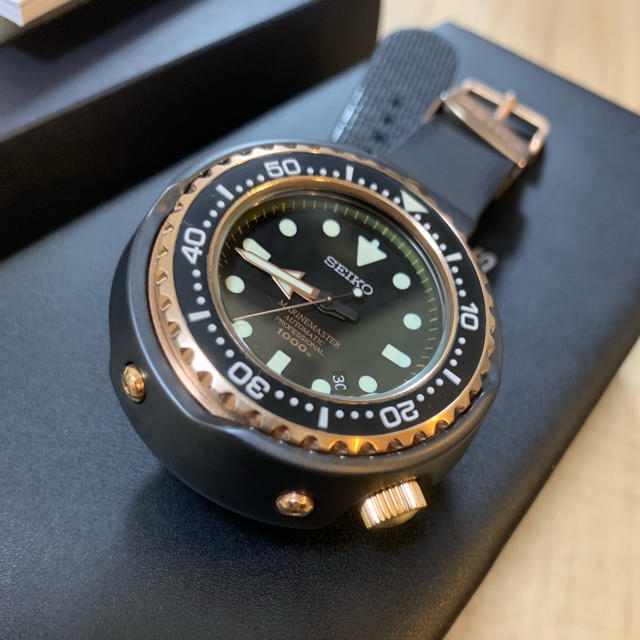 タグホイヤー激安時計コピー - SEIKO - しあわせ様専用 定価35万 美品 セイコー SBDX014  マリンマスター  の通販 by タク's shop|セイコーならラクマ