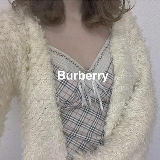 バーバリーブルーレーベル(BURBERRY BLUE LABEL)のBURBERRY キャミソール(キャミソール)