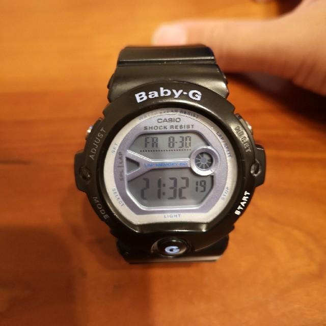 オメガ エピソード 時計 - Baby-G - CASIO Baby-G  BG-6903-JF ブラックの通販 by うり1753's shop|ベビージーならラクマ