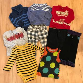 ブリーズ(BREEZE)の80 男の子お洋服 9点セット GAP ブリーズ(シャツ/カットソー)