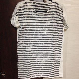 ジーヴィジーヴィ(G.V.G.V.)のGVGVボーダー半袖Tシャツ(Tシャツ(半袖/袖なし))