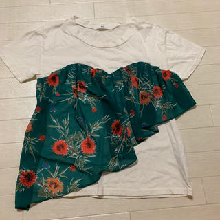 スライ(SLY)のSLY 半袖デザインTシャツ(Tシャツ(半袖/袖なし))