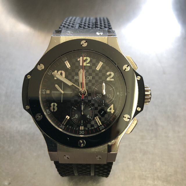 low priced c2284 efc44 腕時計 自動巻 オートマチック HUBLOT | フリマアプリ ラクマ