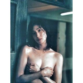 天海祐希 セミヌード グラビア PLAYBOY 宝塚歌劇団(女性タレント)