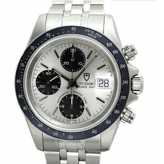 Tudor - チュードル TUDOR クロノタイム プリンスデイト 79260 メンズ腕時計の通販 by 三好's shop|チュードルならラクマ