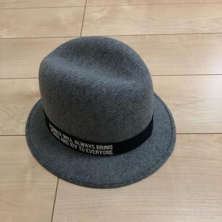 ブリーズ(BREEZE)のBREEZE  中折れハット  50cm(帽子)