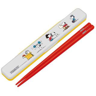 スヌーピー(SNOOPY)の箸 箸箱 セット スヌーピー (カトラリー/箸)