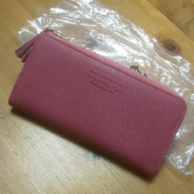 シャネル財布チャックスーパーコピー,新品KUNUNURA長財布の通販byあか|ラクマ