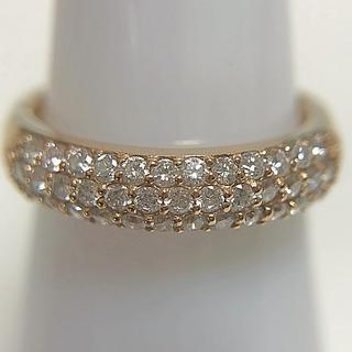 ポンテヴェキオ(PonteVecchio)のポンテヴェキオ K18PG ダイヤモンドリング D0.40ct(リング(指輪))