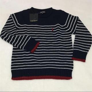 イーストボーイ(EASTBOY)のEASTBOY  セーター kids 120(ニット)