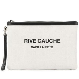 サンローラン(Saint Laurent)の⭐︎新品未使用⭐︎サンローラン リヴゴーシュ クラッチバッグ(セカンドバッグ/クラッチバッグ)