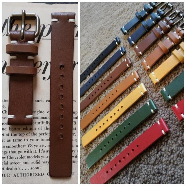 時計バンド レザーベルト オメガ ロレックス ポール スミス ディーゼル用にの通販 by けい's shop|ラクマ