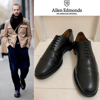 アレンエドモンズ(Allen Edmonds)のAllen Edmonds USA製 Byron ストレートチップレザーシューズ(ドレス/ビジネス)