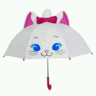 マリーちゃん耳付キッズアンブレラ子供用傘(傘)