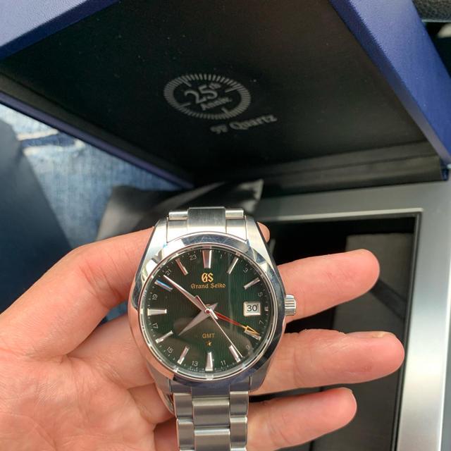 オリエントスター 時計 偽物 | Grand Seiko - グランドセイコー sbgn007の通販 by ユウ0026's shop|グランドセイコーならラクマ