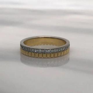 ブシュロン(BOUCHERON)の【きりんさん専用】美品✴︎BOUCHERON キャトル ラディアントダイヤ(リング(指輪))