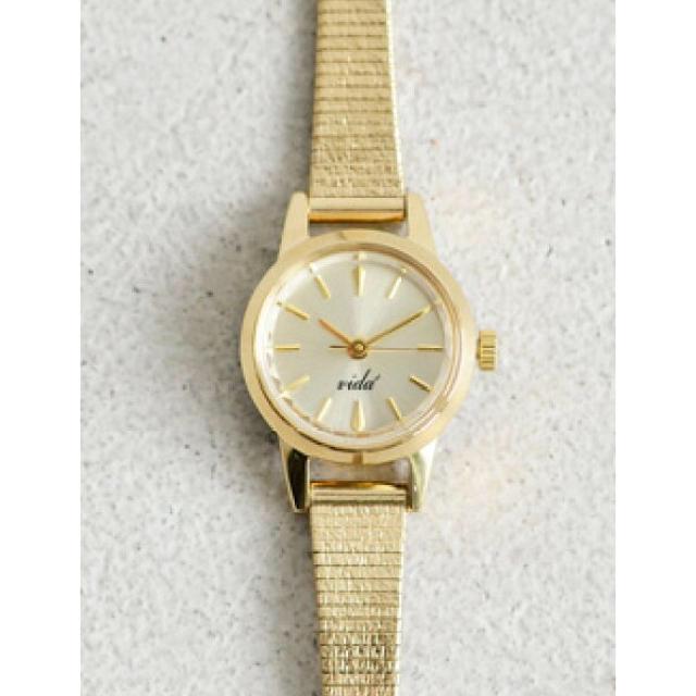 VIDA+ - 【新品】VIDA+ 腕時計の通販 by chan's |ヴィーダプラスならラクマ