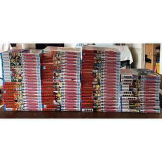 シュウエイシャ(集英社)のNARUTO ナルト 全巻+外伝+秘伝の書4巻(少年漫画)