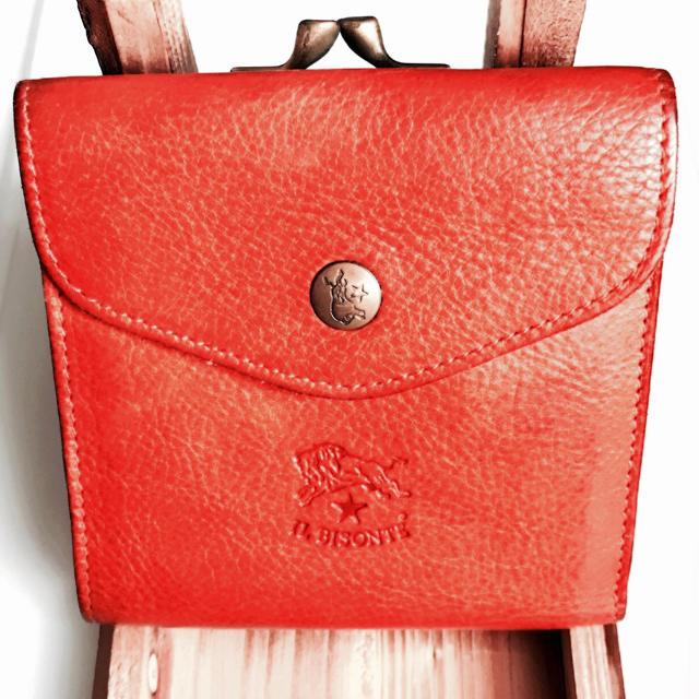 IL BISONTE - 【美品】イルビゾンテ 財布の通販 by レディースSHOP|イルビゾンテならラクマ