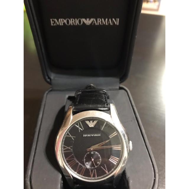 Emporio Armani - エンポリオアルマーニ時計 ☆ 型番  AR-170の通販 by RyuRyu's shop|エンポリオアルマーニならラクマ