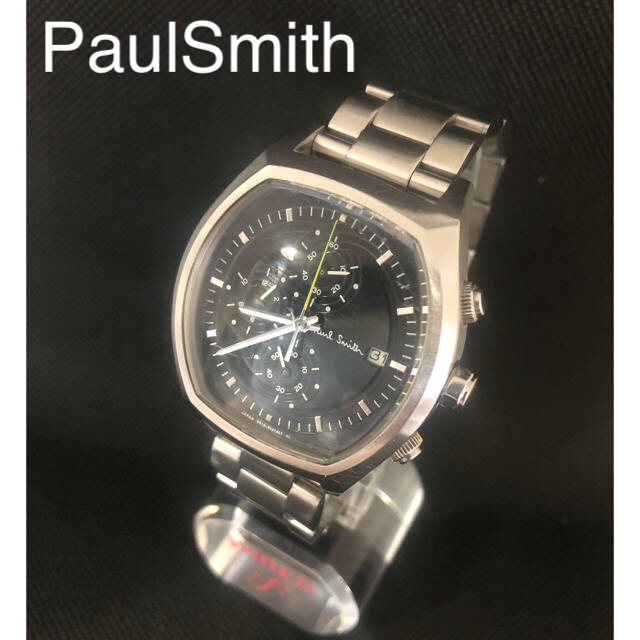 Paul Smith - Paul Smith メンズ、ポールスミス 0510-T013945Y 稼働品の通販 by RyuRyu's shop|ポールスミスならラクマ