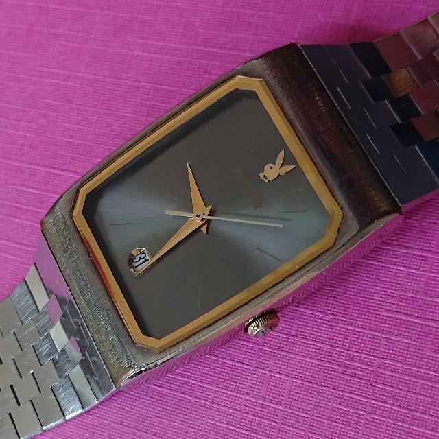 セイコー PLAYBOY メンズ腕時計の通販 by islay 's shop|ラクマ