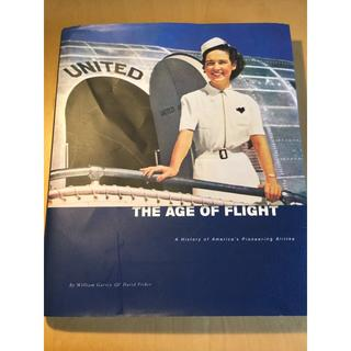 UNITED AIRLINES(ユナイテッド航空) History Book(洋書)