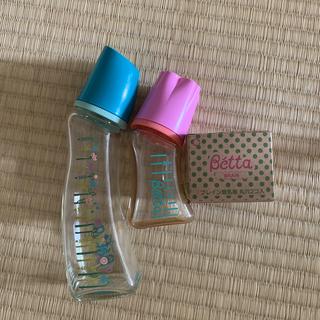 ベッタ(VETTA)の哺乳瓶★betta(哺乳ビン)
