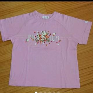 ピンクハウス(PINK HOUSE)のベビーピンクハウス半Tシャツ(Tシャツ/カットソー)