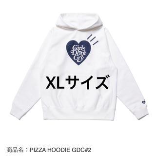 ジーディーシー(GDC)のHumanMade Girls Don't Cry hoodie パーカー 京都(パーカー)