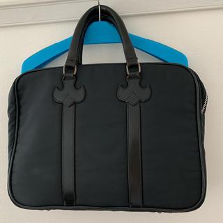 クロムハーツ(Chrome Hearts)の国内正規品 クロムハーツ ブリーフバッグ ダガー柄(ビジネスバッグ)