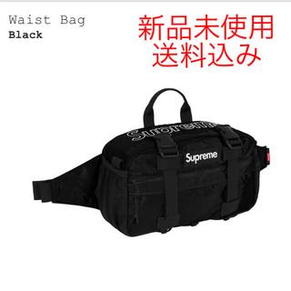 シュプリーム(Supreme)のsupreme 19aw waist bag black 19fw (ウエストポーチ)