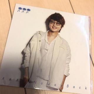 トリプルエー(AAA)の西島隆弘 nwbアナザージャケット(ポップス/ロック(邦楽))