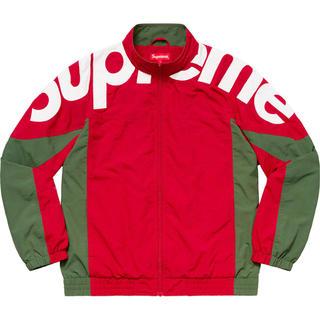 シュプリーム(Supreme)のsupreme Shoulder Logo Track Jacket(ブルゾン)