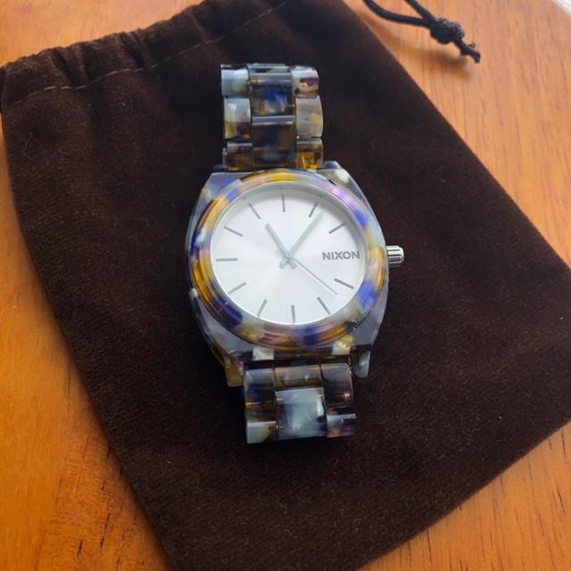 NIXON - NIXON 腕時計 タイムテラーの通販 by FEY - C - Z|ニクソンならラクマ