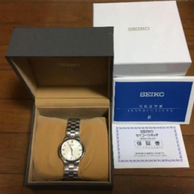 SEIKO - 腕時計 未使用 SEIKO DOLCE SACM107の通販 by 楽's shop|セイコーならラクマ