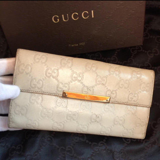 Gucci - GUCCI グッチ 財布の通販 by ☆shiori's shop|グッチならラクマ