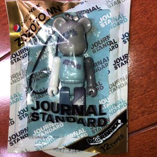 ジャーナルスタンダード(JOURNAL STANDARD)のJOURNALSTANDARD  ベアブリック zozo townコラボ 非売品(キーホルダー)