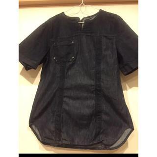 ブラックゴールド(BLACK GOLD)のDiesel Black Gold デニムシャツ(Tシャツ/カットソー(半袖/袖なし))